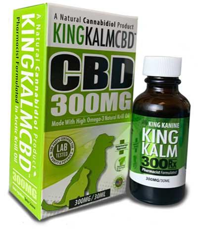 KingKanine CBD for Dogs